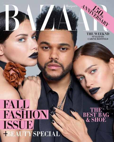 Harpers Bazaar USA September 2017