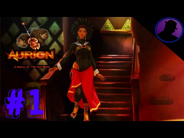 Let's Play Aurion Legacy Of The Kori Odan Ep 1 Phear The King