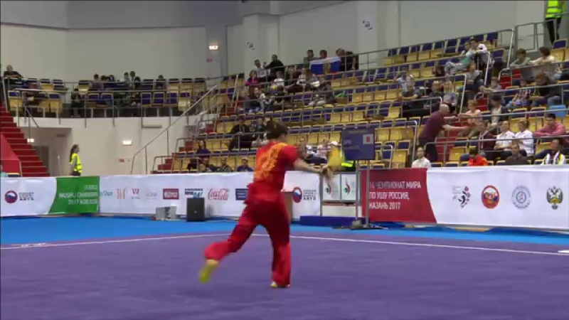 [14th WWC] Womens Daoshu - Risa Ikeuchi - 3rd - 9.46 [JPN]