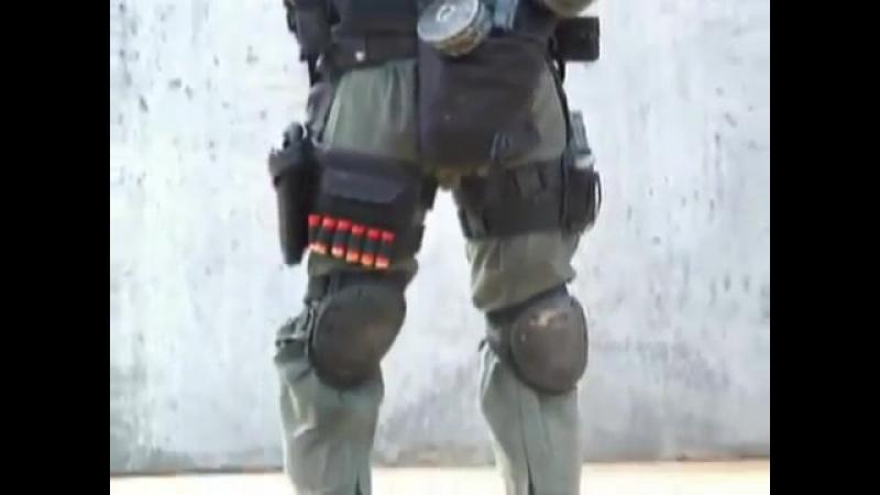 Казахский эРитный СПЕЦНАРКокжаРKazakhstan Commando
