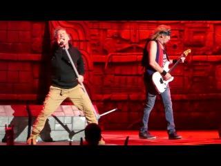 """""""Children of the Damned"""" Iron Maiden@Jiffy Lube Live Bristow, VA 6/3/17"""