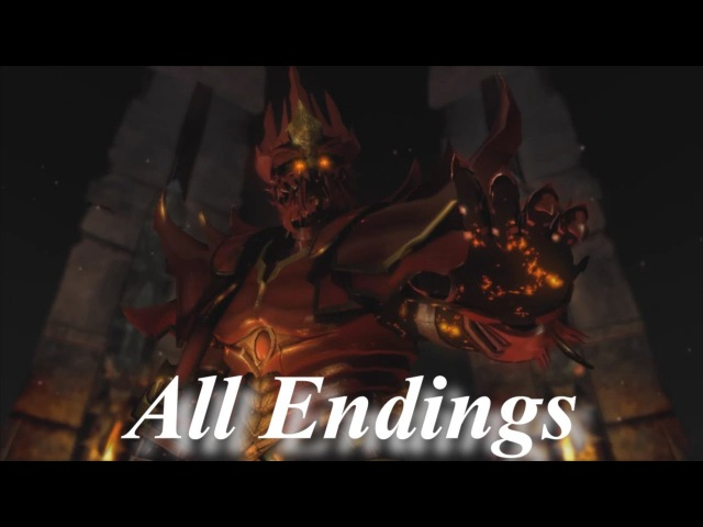 Dark Messiah of Might and Magic All Endings