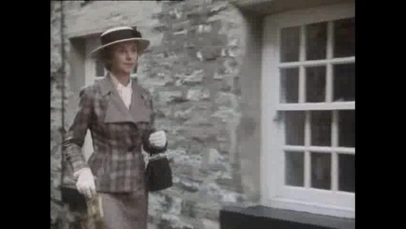 Лорд Питер Уимзи Смертельный яд 3 серия Англия Детектив 1987