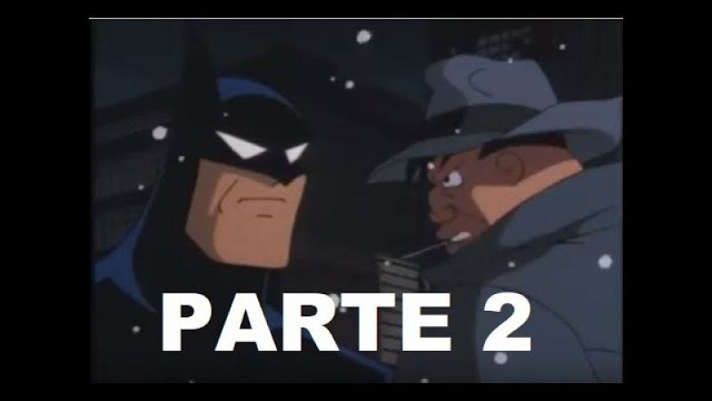 Batman falando os áudios do Márcio Seixas Parte 2