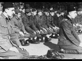 Арабская Дивизия СС (Исламские формирования вермахта)