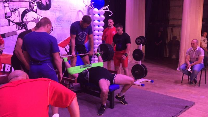 Лелёкин Николай, 270 кг (софт-экипировка)