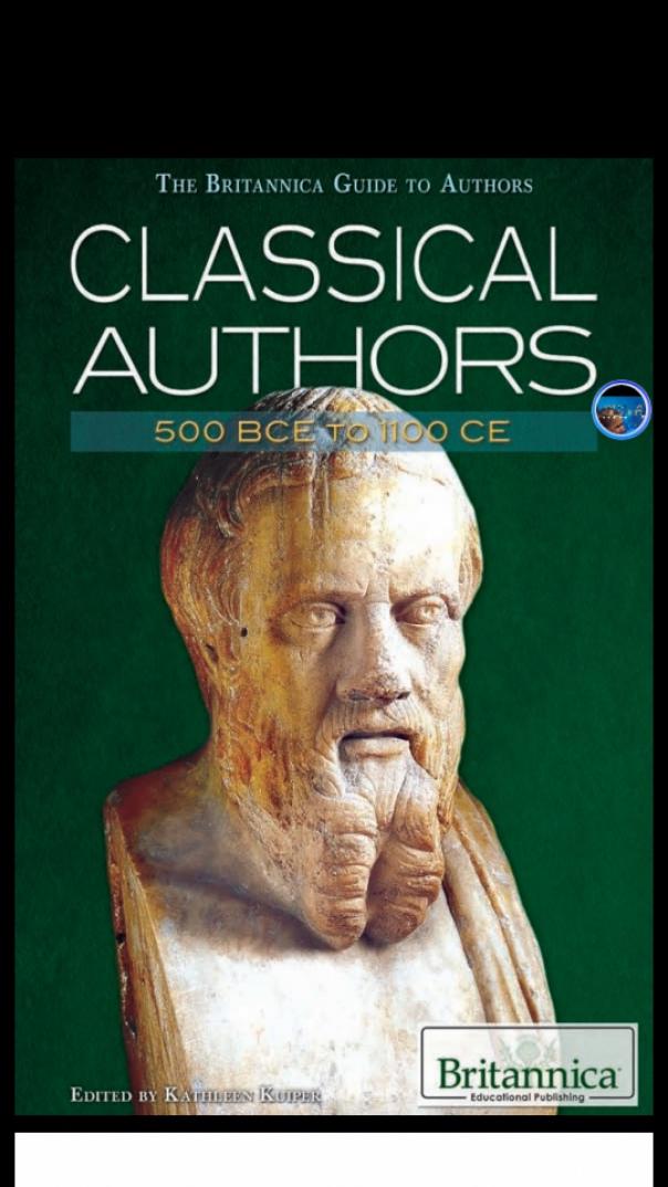 Classical Authors 330