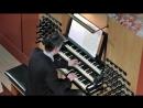 669 J. S. Bach - Chorale prelude Kyrie, Gott Vater in Ewigkeit , BWV 669,a 2 Clav. e Pedale - Daniel Bruun