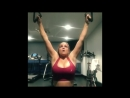 Jem Wolfie Working Out