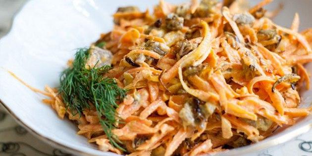 10 салатов для тех, кто любит мясо, изображение №8
