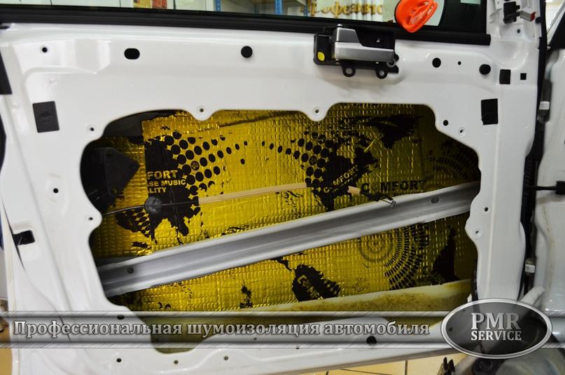 Шумоизоляция Ford Focus 2, изображение №7