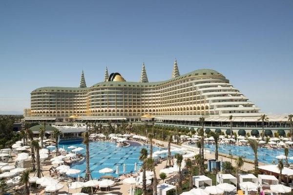 Отели Турции с подогреваемыми открытыми бассейнами, изображение №10