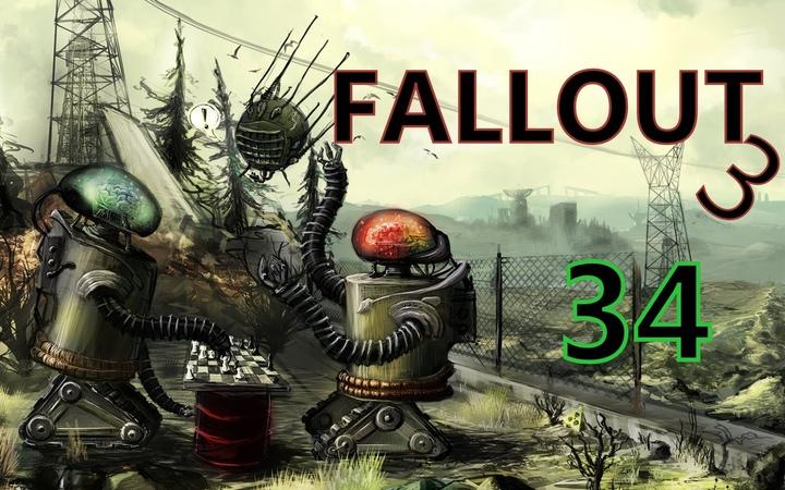 Fallout 3 Дорога к Ривет Сити 34