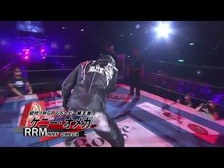 Kenny Omega vs Beretta Highlights Power Struggle 2017 NJPW HD