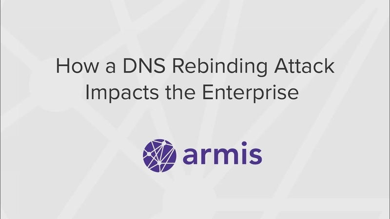 How DNS Rebinding Attacks Impacts The Enterprise