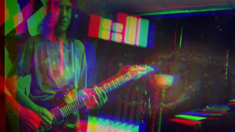 Ozric Tentacles w- Matt Williams Sultana Detrii Live in The Eagle Room