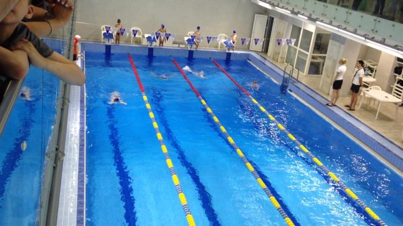 Комплекс 100 метров 4 стиля
