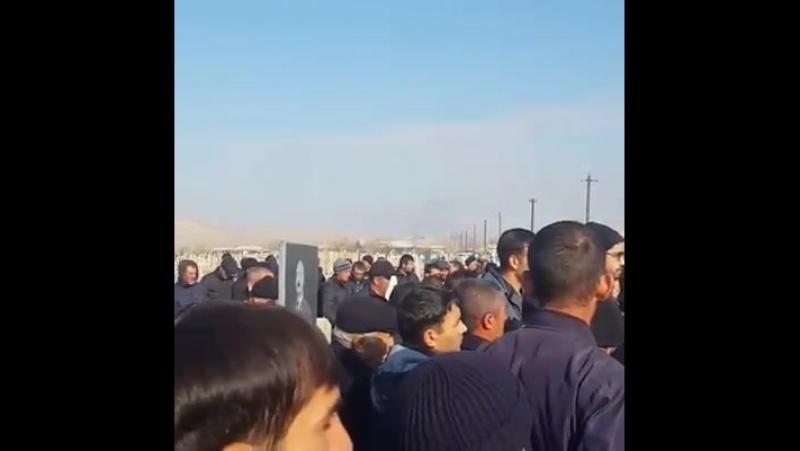 Culfa rayon, Yayçı kənd sakini Məmmədov Sənan Hidayət oğlu dəfn edildi.