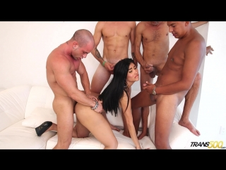 Trans500 / I Kill It TS / Taiira Navarrete's First Gangbang