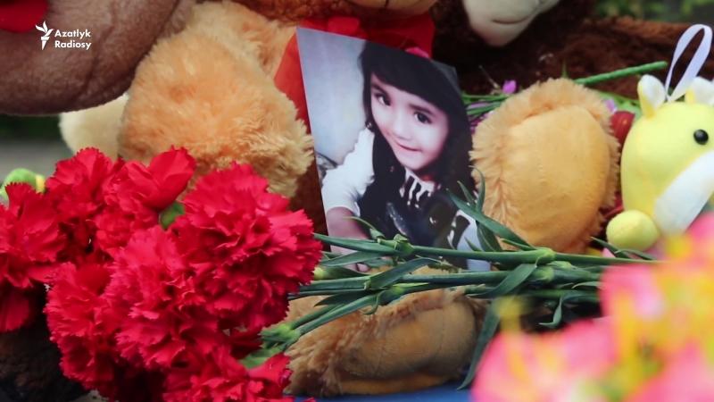Russiýada 5 ýaşly gyzyň öldürilmegi Täjigistanda nägilelik döretdi