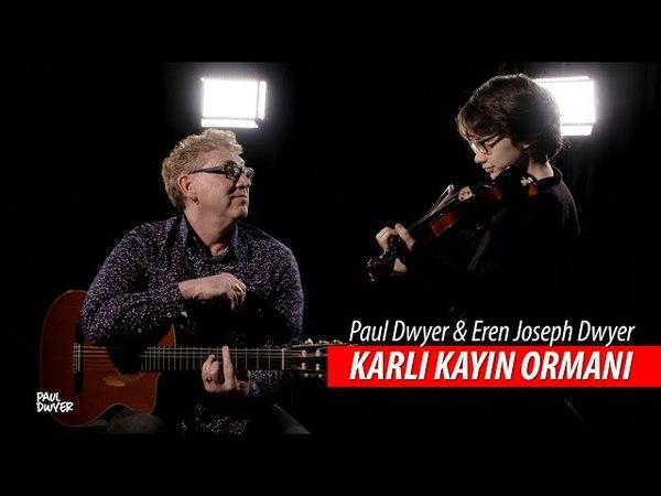 KARLI KAYIN ORMANI - Paul Dwyer Eren Joseph Dwyer Yorumuyla (Cover)