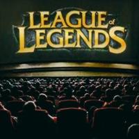 Логотип Совместные просмотры League of Legends в Казани
