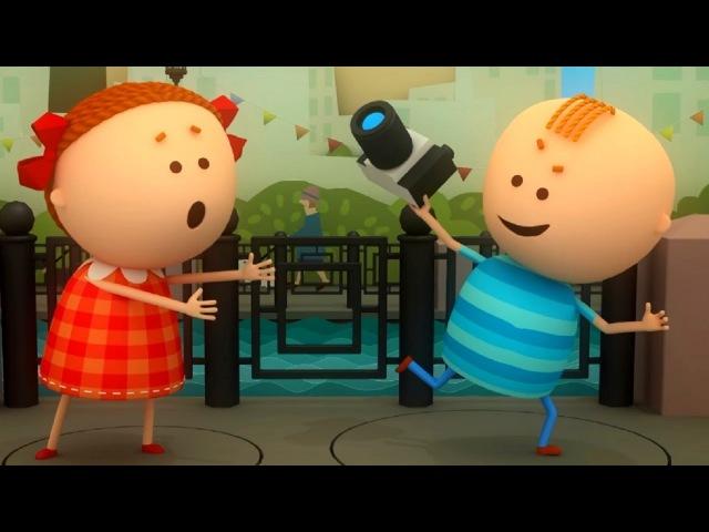 Аркадий Паровозов Спешит на помощь все серии сборник 101 125 развивающий мультфильм для детей