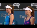 Women's Championship Presentation to Johanna Konta Apia International Sydney 2017