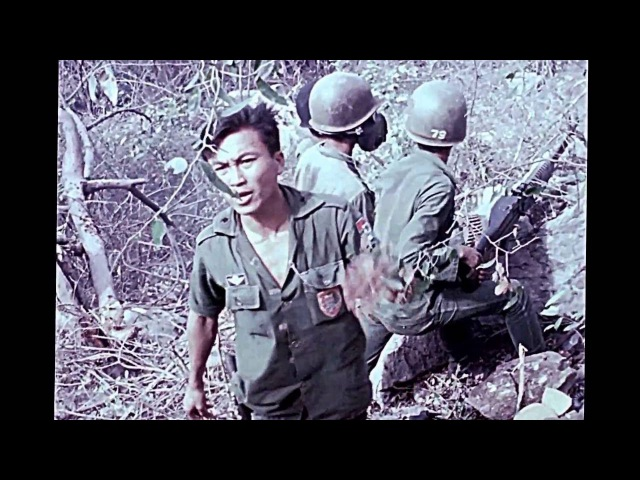 Vietnam War 9th ARVN Division in Chau Duc Province