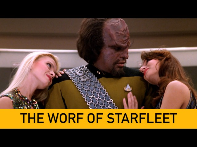 The Worf of Starfleet UPDATED Trailer Parody The Wolf of Wall Street