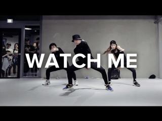 1Million dance studio Watch Me - Silento (Whip / Nae Nae) / Junsun Yoo Choreography