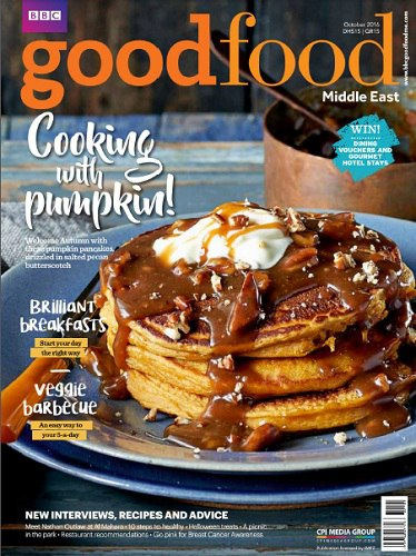 BBC Good Food Middle East - October 2016