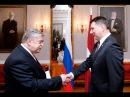 Krievijas ārkārtējā un pilnvarotā vēstnieka Jevgeņija Lukjanova akreditācija 07 02 2017