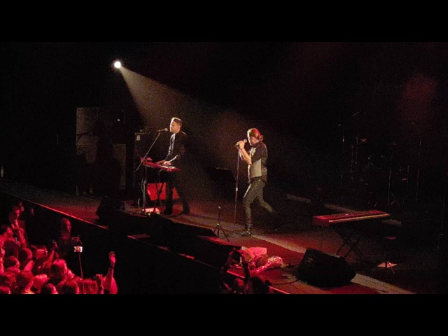 Vacuum Starting Where The Story Ended Live YotaSpace 06 10 2016 Moscow