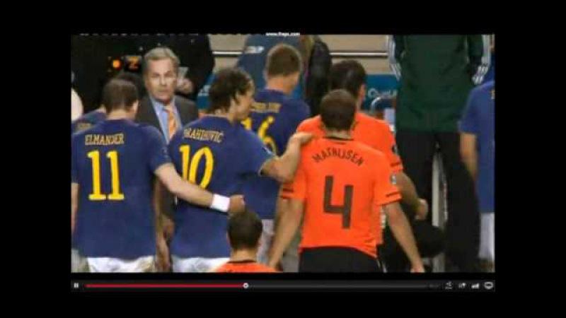 Zlatan vs van Bommel