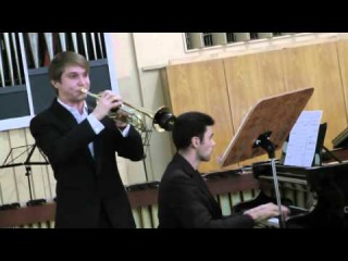 Volodymyr Runchak - The trumpet is calling for trumpet and piano