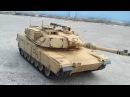 M1A2 Henglong 1 16 Clark Electric BB IR Version No 01
