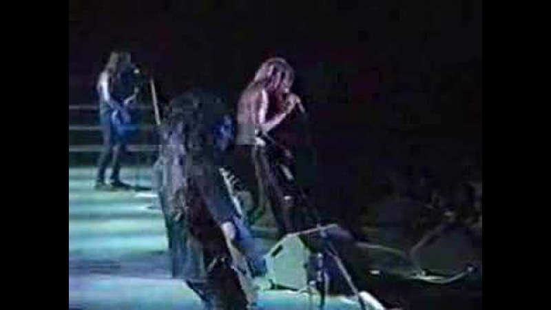 Skid Row Wasted Time 1992 Budokan Hall LIVE