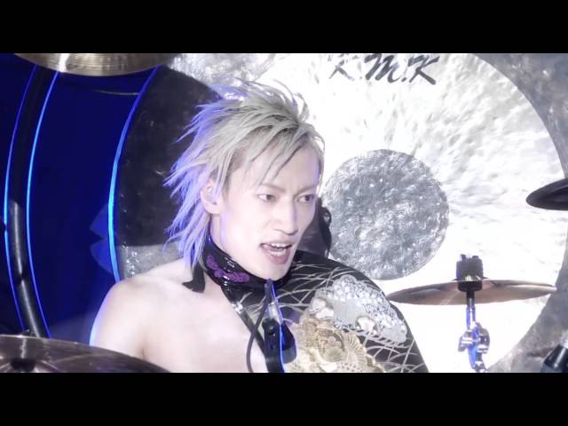 Wagakki Band Kurona Wasabi join drum