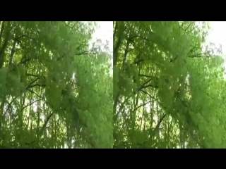 World´s best 3d sbs side by side pop out effects ever, part 1 (vr glasses!)