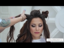 Видео-урок Асимметричная греческая коса