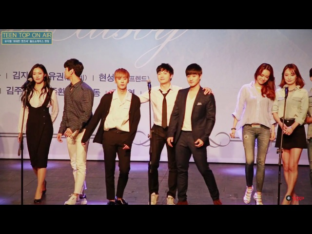 [170605] The Great Catsby Showcase @ Teen Top On Air
