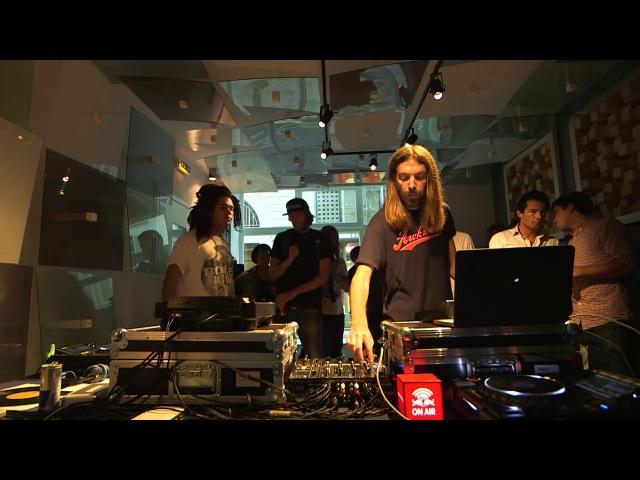 Breakbot Boiler Room Paris DJ Set at Red Bull Studios