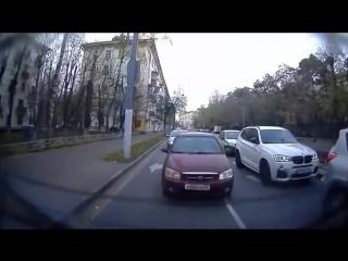 Москва. Автоподстава со сбитым пешеходом. Схема афёры