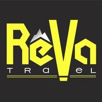 Логотип Велосипедные туры в Горный Алтай RevaTravel