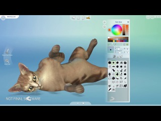 The Sims 4 Cats & Dogs - Create A Pet Poses