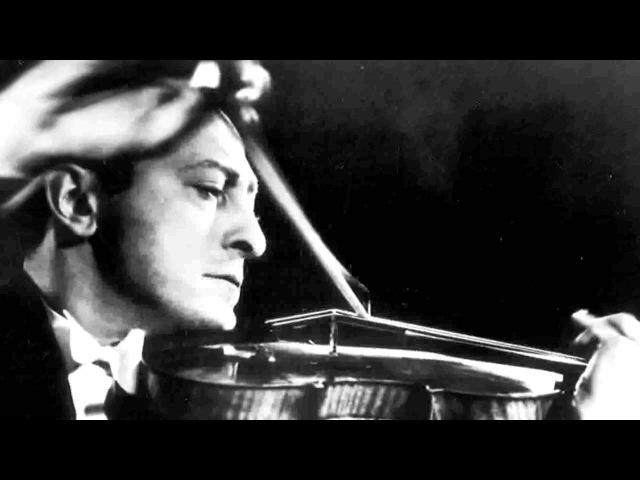 Jascha Heifetz - Debussy Waltz La plus que lente 1946