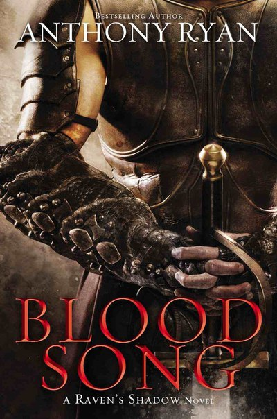 Blood Song (Raven's Shadow #1)