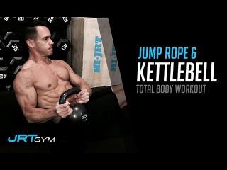 Total Body Kettlebell Killer - Jump Rope Workout