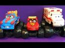 Монстр Траки Тачки Молния Маквин Мэтр Мультики про Машинки Monster Trucks Cars McQueen